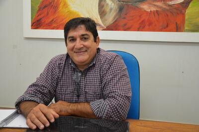 Secretário de Cultura e Turismo de Aquidauana
