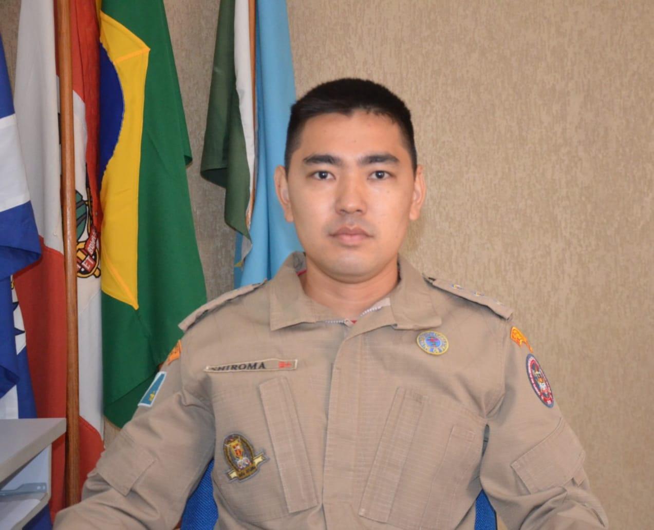 Comandante Shiroma