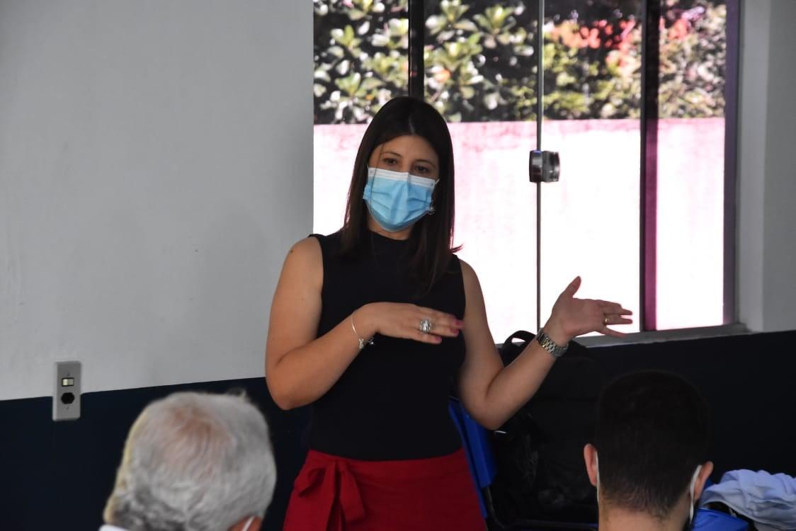 Secretária de Saúde de Aquidauana