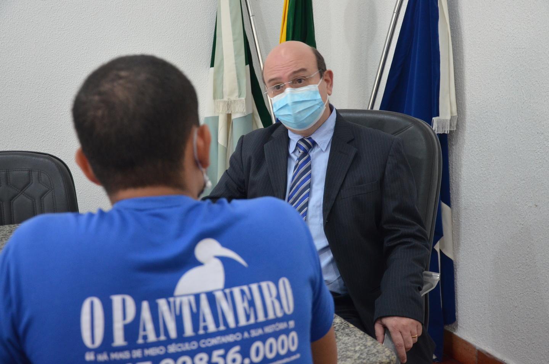 Wezer Lucarelli (PSDB) - Presidente da Casa