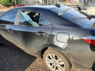 Polícia Federal concluiu que Toyota Corolla onde estava Loester Trutis não foi seguido