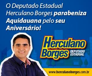 Herculano Borges_Aniversário de Aquidauana