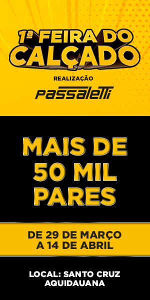Feirão dos Calçados Passaletti - 2