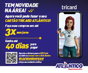 Atlantico Super Center - Fim de Semana - Tricard - 12 e 13 de Junho_2