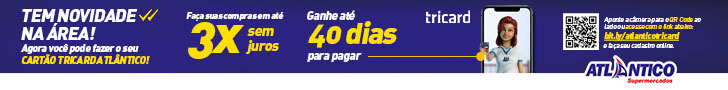 Tricard Supermercado Atlântico_Sábado 02
